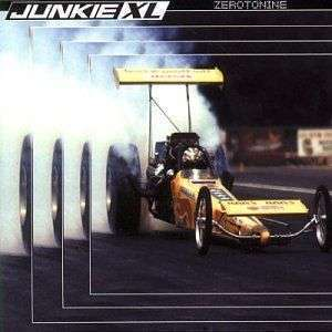 Coverafbeelding Junkie XL - Zerotonine