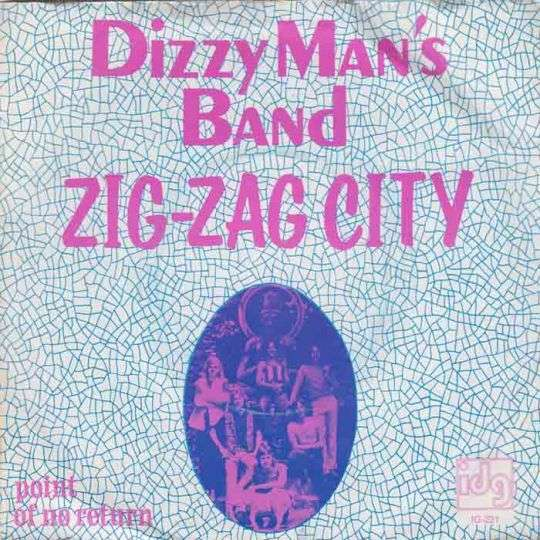 Coverafbeelding Zig-Zag City - Dizzy Man's Band