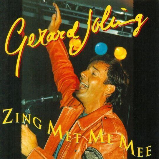 Coverafbeelding Zing Met Me Mee - Gerard Joling