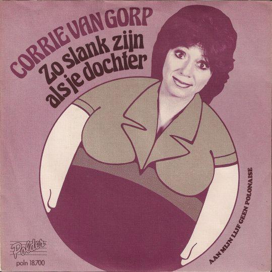 Coverafbeelding Zo Slank Zijn Als Je Dochter - Corry Van Gorp