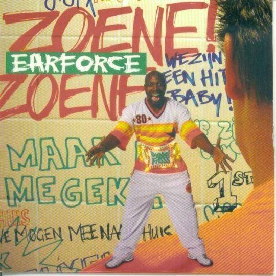 Coverafbeelding Earforce - Zoene! Zoene
