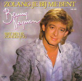 Coverafbeelding Zolang Je Bij Me Bent - Benny Neyman