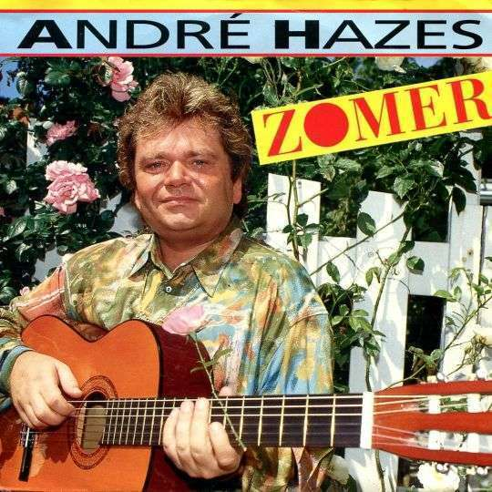 Coverafbeelding Zomer - André Hazes