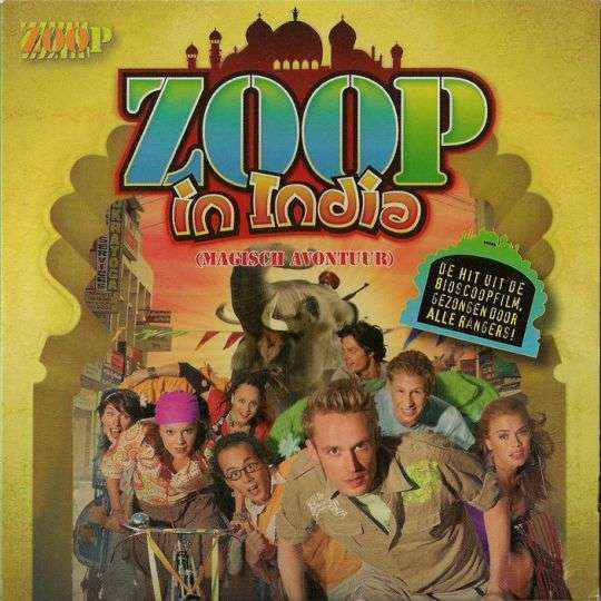 Coverafbeelding Zoop In India (Magisch Avontuur) - Zoop