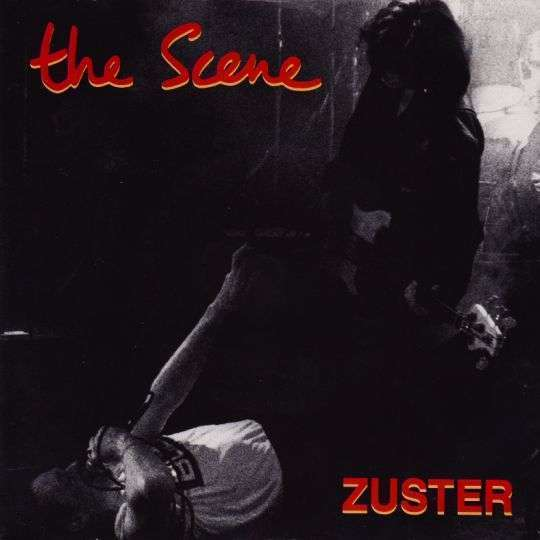 Coverafbeelding Zuster - The Scene