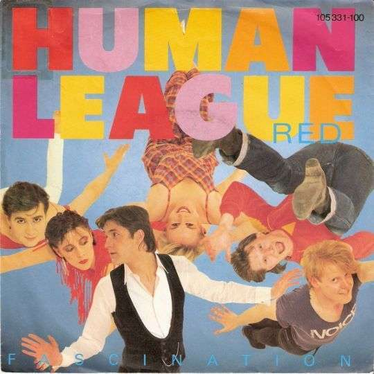 Coverafbeelding Fascination - Human League