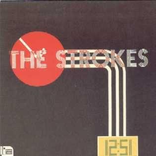 Coverafbeelding The Strokes - 12:51