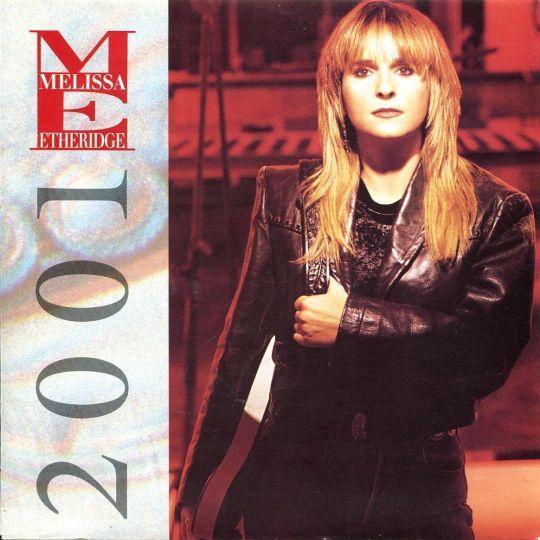 Coverafbeelding 2001 - Melissa Etheridge