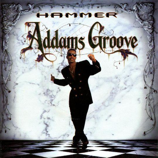 Coverafbeelding Addams Groove - Hammer
