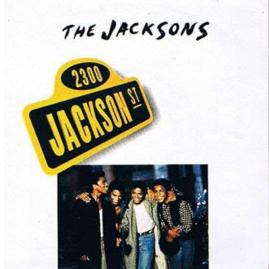 Coverafbeelding 2300 Jackson St - The Jacksons