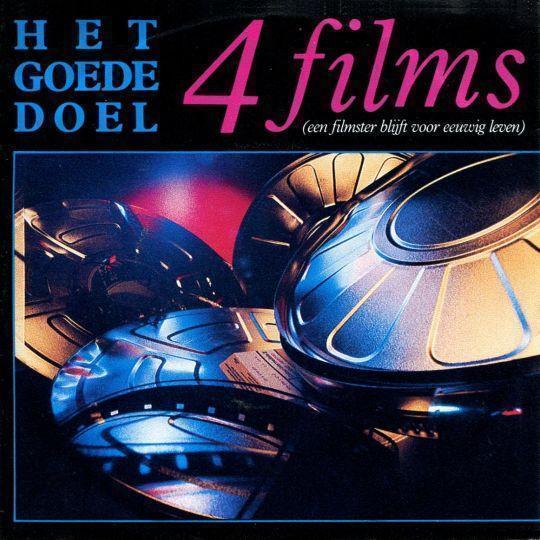 Coverafbeelding 4 Films (Een Filmster Blijft Voor Eeuwig Leven) - Het Goede Doel