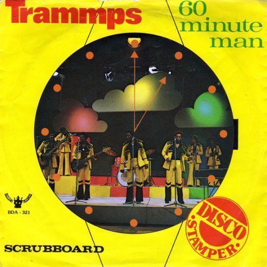 Coverafbeelding 60 Minute Man - Trammps
