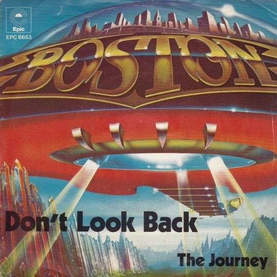 Coverafbeelding Boston - Don't Look Back