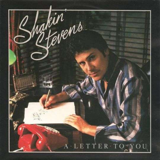Coverafbeelding A Letter To You - Shakin' Stevens