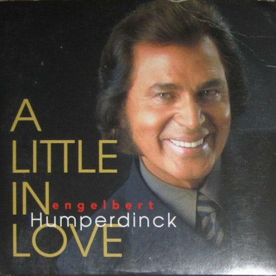 Coverafbeelding A Little In Love - Engelbert Humperdinck