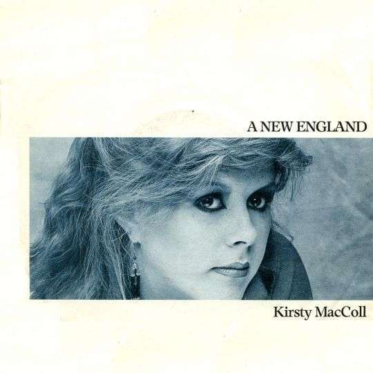 Coverafbeelding A New England - Kirsty Maccoll