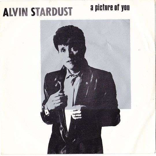 Coverafbeelding A Picture Of You - Alvin Stardust