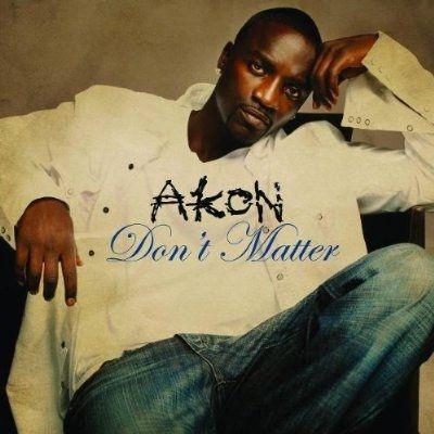 Coverafbeelding Don't Matter - Akon