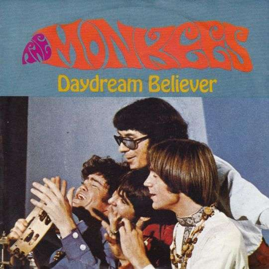 Coverafbeelding Daydream Believer [Remix] - The Monkees