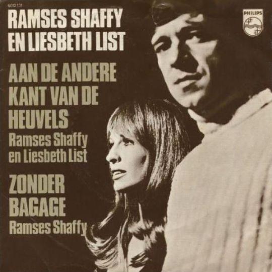Coverafbeelding Aan De Andere Kant Van De Heuvels - Ramses Shaffy En Liesbeth List