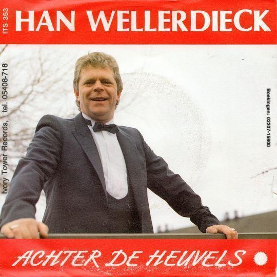 Coverafbeelding Achter De Heuvels - Han Wellerdieck