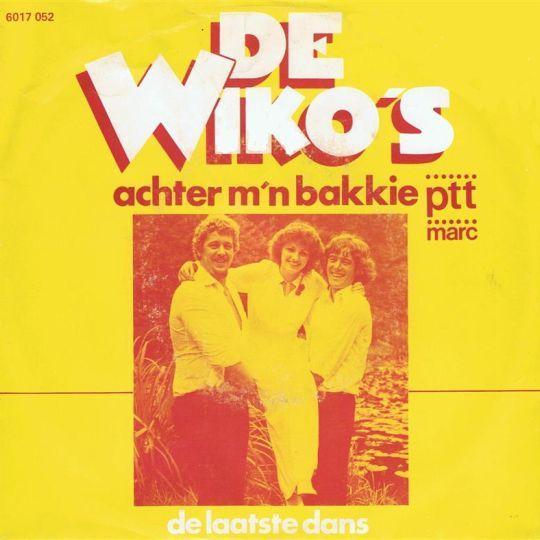 Coverafbeelding Achter M'n Bakkie - De Wiko's