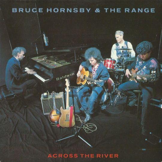 Coverafbeelding Across The River - Bruce Hornsby & The Range