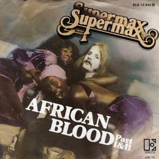 Coverafbeelding African Blood - Supermax