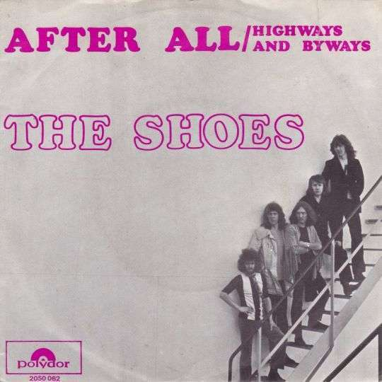 Coverafbeelding After All - The Shoes