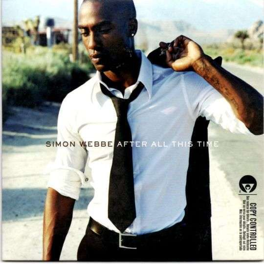 Coverafbeelding Simon Webbe - After All This Time