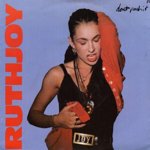 Coverafbeelding Ruth Joy - Don't Push It