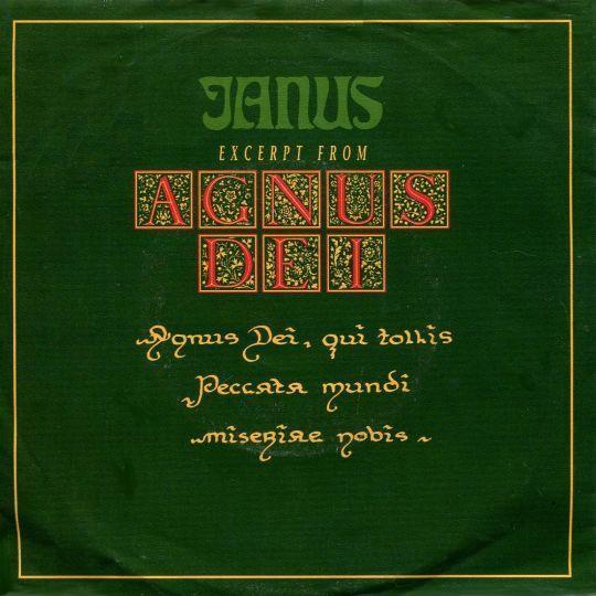 Coverafbeelding Janus - Excerpt From Agnus Dei