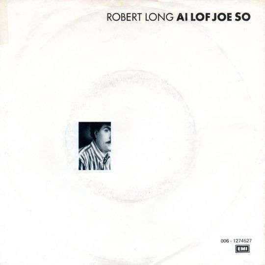 Coverafbeelding Ai Lof Joe So - Robert Long