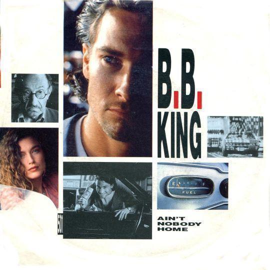 Coverafbeelding Ain't Nobody Home - B.b. King