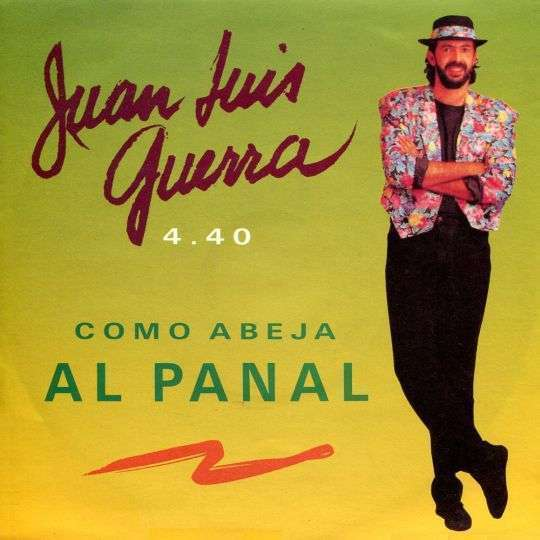 Coverafbeelding Como Abeja Al Panal - Juan Luis Guerra & 4.40