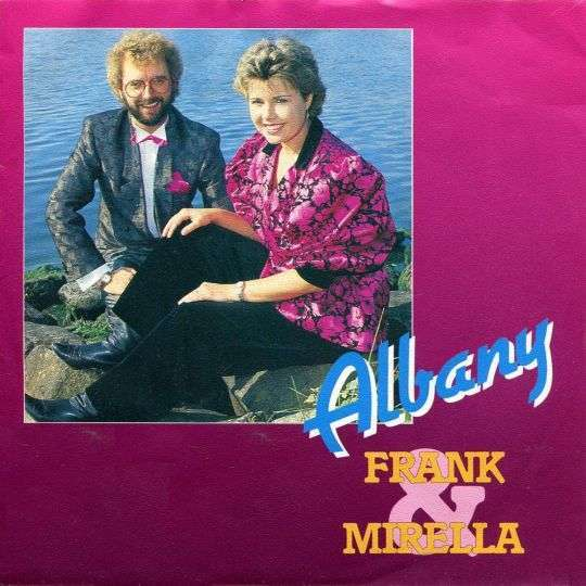 Coverafbeelding Albany - Frank & Mirella