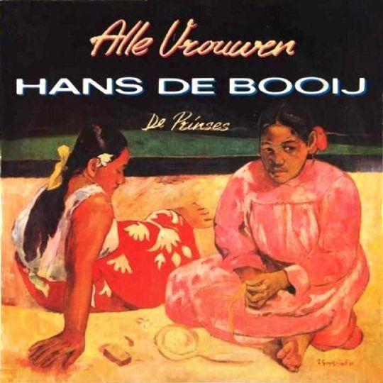 Coverafbeelding Alle Vrouwen - Hans De Booij