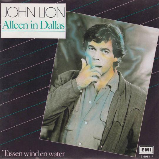 Coverafbeelding Alleen In Dallas - John Lion