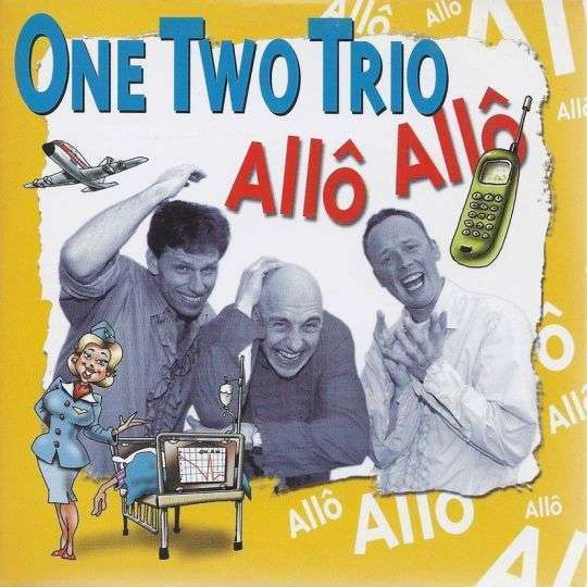 Coverafbeelding All� All� - One Two Trio