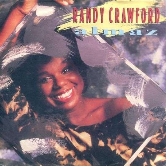 Coverafbeelding Almaz - Randy Crawford