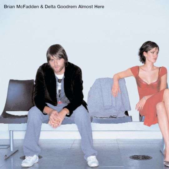 Coverafbeelding Almost Here - Brian Mcfadden & Delta Goodrem