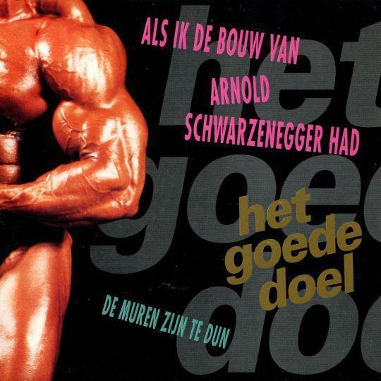 Coverafbeelding Als Ik De Bouw Van Arnold Schwarzenegger Had - Het Goede Doel