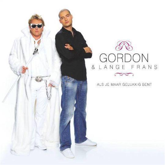 Coverafbeelding Als Je Maar Gelukkig Bent - Gordon & Lange Frans