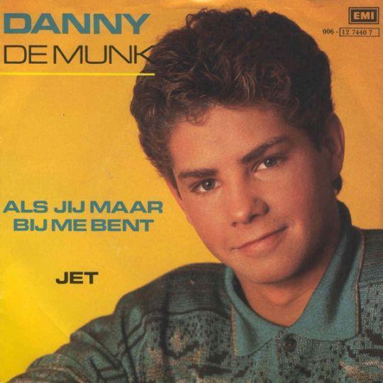 Coverafbeelding Als Jij Maar Bij Me Bent - Danny De Munk