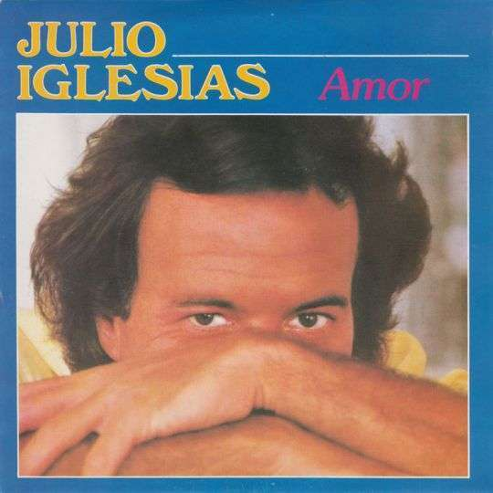 Coverafbeelding Amor - Julio Iglesias