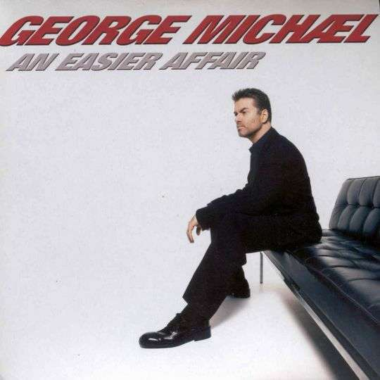 Coverafbeelding An Easier Affair - George Michael