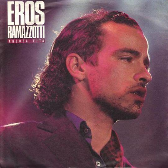 Coverafbeelding Ancora Vita - Eros Ramazzotti