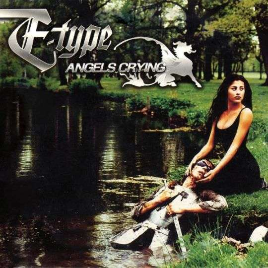Coverafbeelding Angels Crying - E-type
