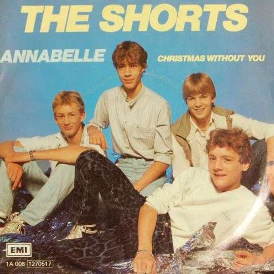 Coverafbeelding Annabelle - The Shorts