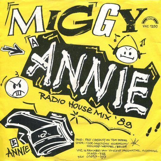 Coverafbeelding Annie - Radio House Mix '89 - Miggy